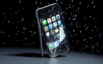 Reparer lecran d un iPhone