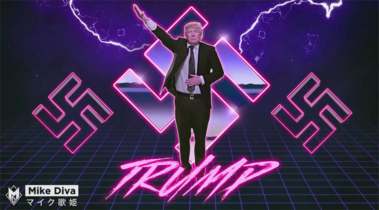 japanese donald trump commercial