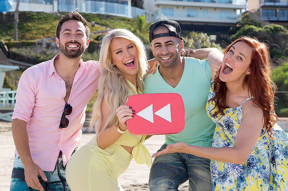 backstage: la nouvelle application de youtube
