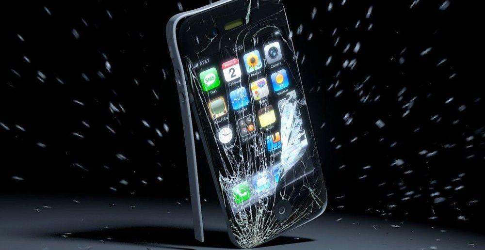 réparer l'écran d'un iphone